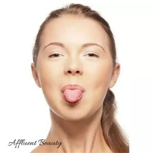 Keep Your Tongue Out exercise