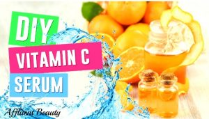 Vitamin C Night Cream Serum / Glowing & Spotless Skin