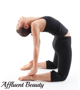 8 powerful yoga pose to hair fall control and growth naturally