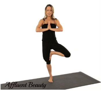 Vrikshasana (Tree Pose)